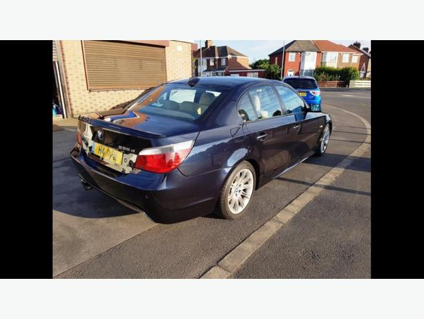bmw 535d black fully