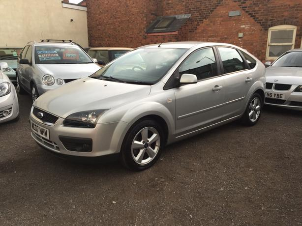Ford Focus 1.8 Zetec Climate - 2007, 2 Owners, MOT May 2017, 2 Keys, 8 Services
