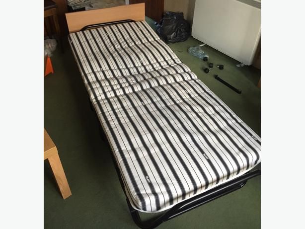 single camp bed/guest bed