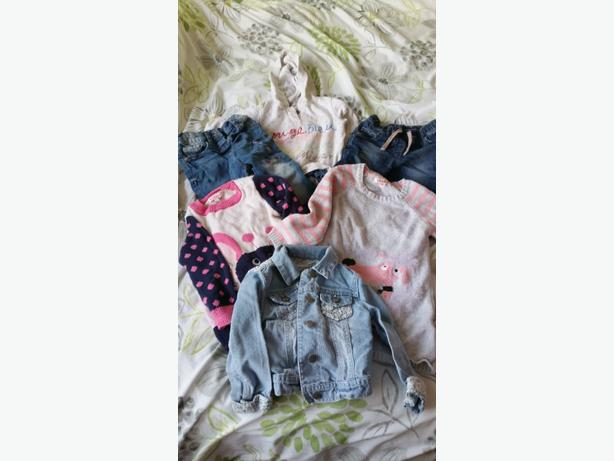 girl next and Debenham bundle 18-24 months