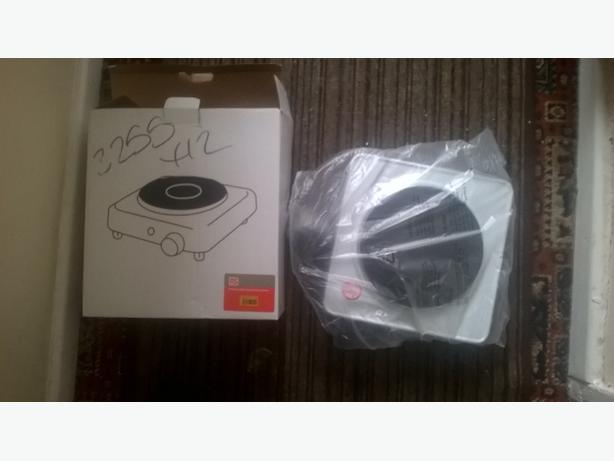 electric hot plate for camping/ campervan brand nee
