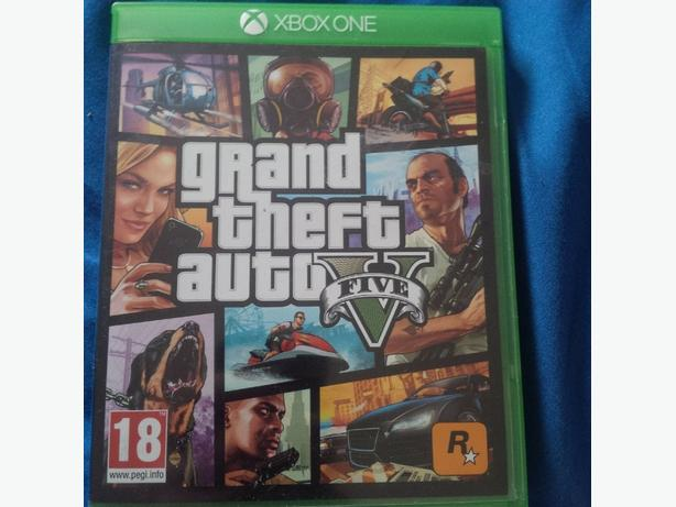 GTA5 for xbox one
