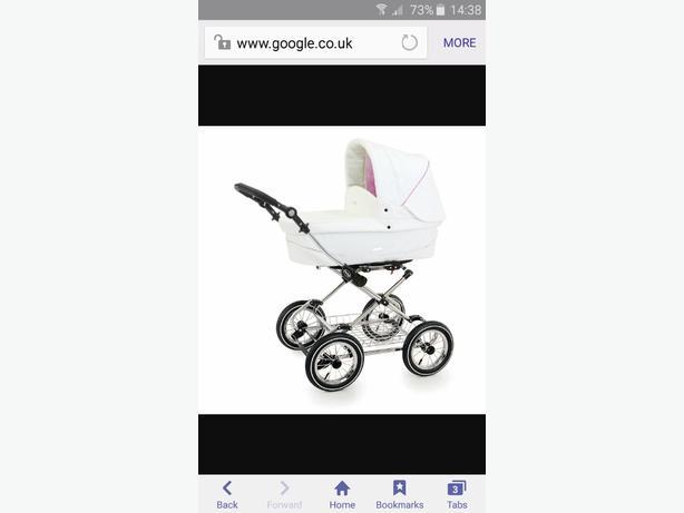 baby style prestige pram