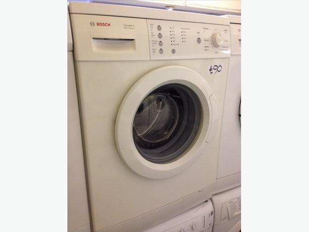 BOSCH 6KG WASHING MACHINE009