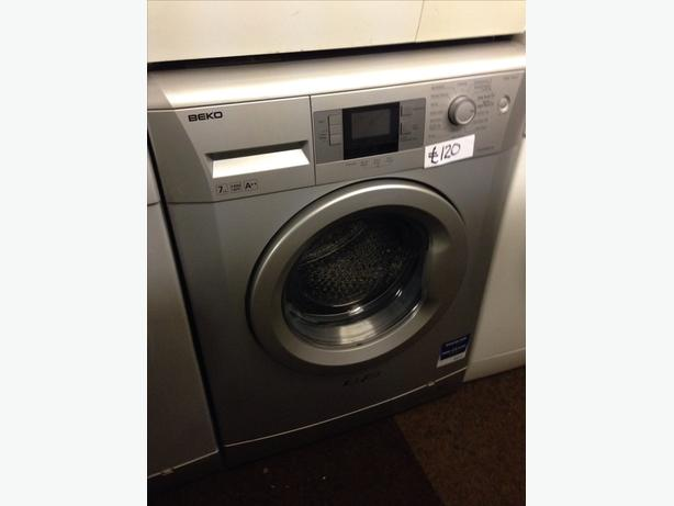 BEKO 7KG SILVER WASHING MACHINE02