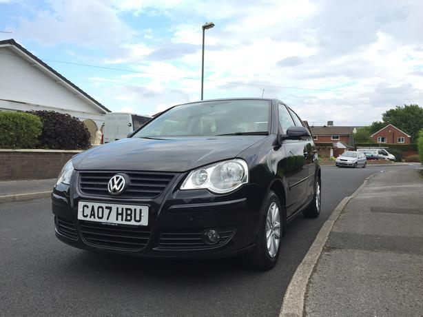 Volkswagen Polo 1.2 5dr