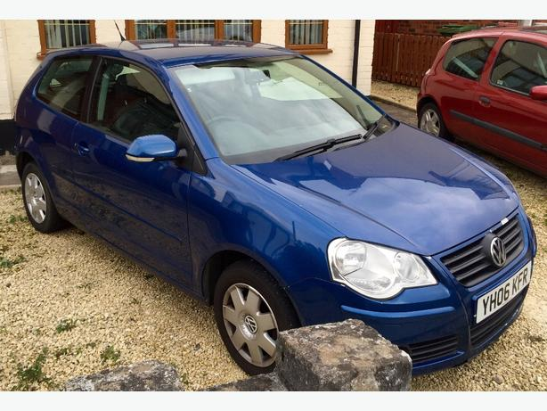 2006 Volkswagen Polo 1.2 Excellent Conditon Full Service History Long