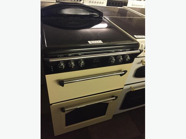 EXCELLENT CONDITION LEISURE MINI RANGE ELECTRIC COOKER   WITH GUARANTEE