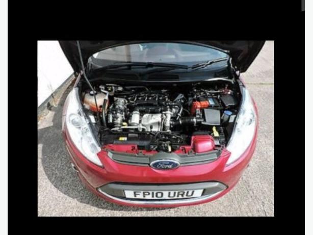 Ford titanium