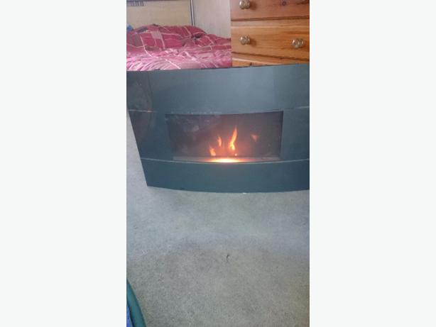 modern electric fire
