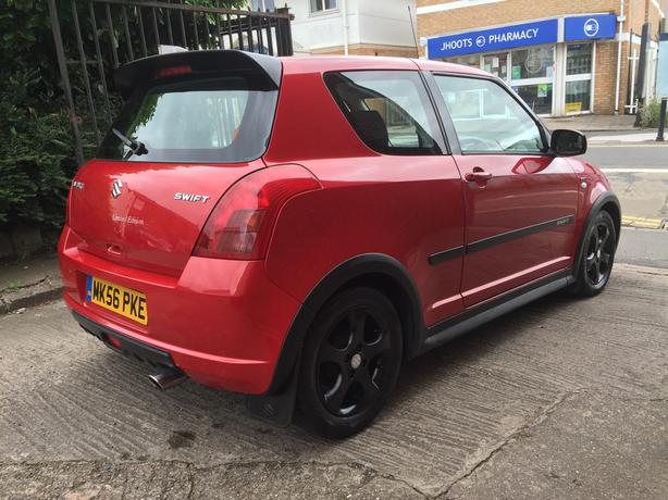 Suzuki Swift 1.5 GLX - 2006, 8 Services, 12 MONTHS MOT, 2 Lady Owners