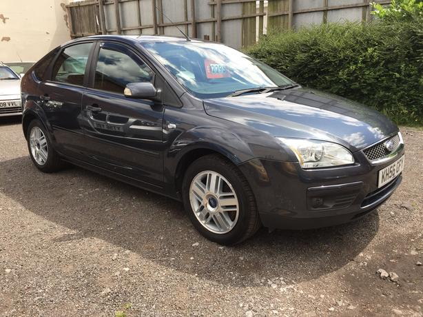 Ford Focus Ghia Automatic - 2007, 81K Miles, FULL HISTORY, APRIL 2017 MOT