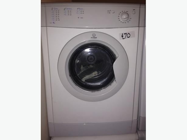 INDESIT 6KG VENTED DRYER00