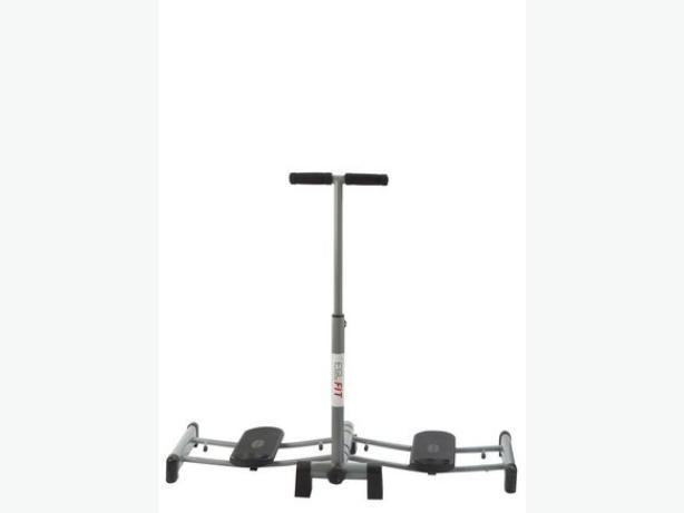 Sliding Leg Trainer - (Folds up  for storage)