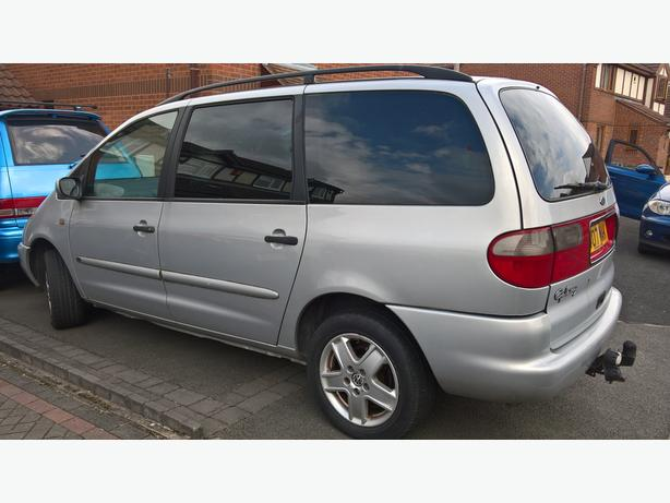 Ford Galaxy 7 Seater £950  ONO ** Need Quick Sale**