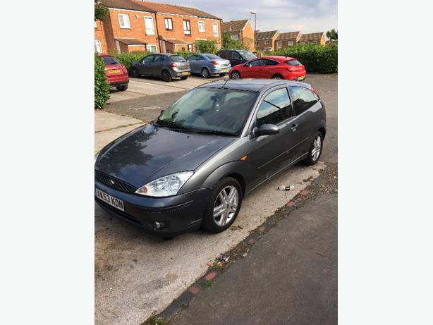 ford focus 1.8 tdci sport will swap