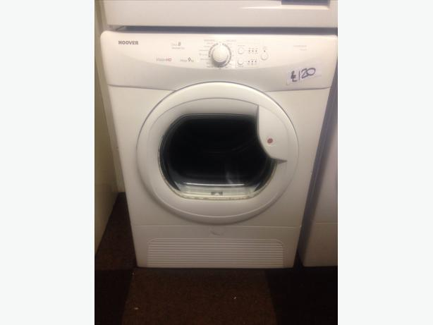 HOOVER DRYER 9KG CONDENSER