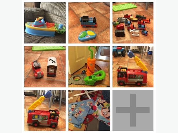 mixture toys