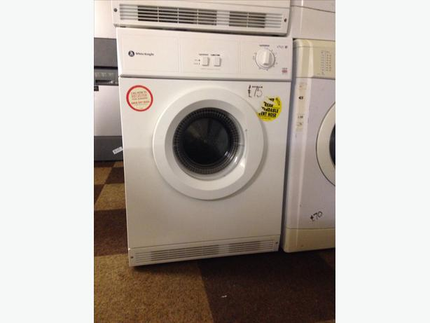 WHITE KNIGHT 7KG DRYER03