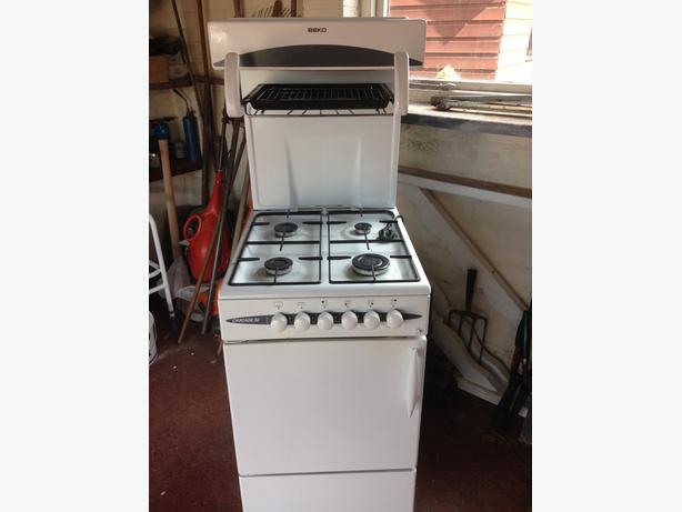 Beko Gas cooker for sale VGC