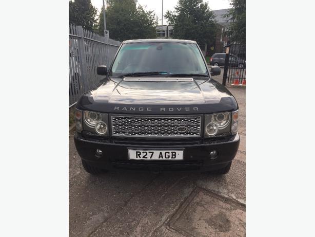 Range Rover Vogue HSE 10 months mot good condition 2.9 diesel 4 new tyres