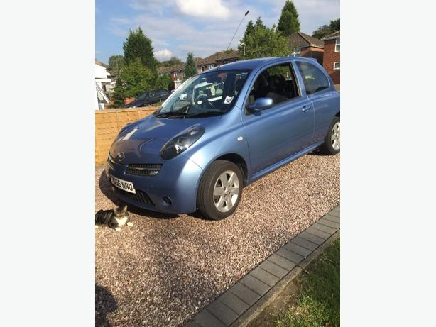 Nissan Micra Active, 3 door with VERY Low miles