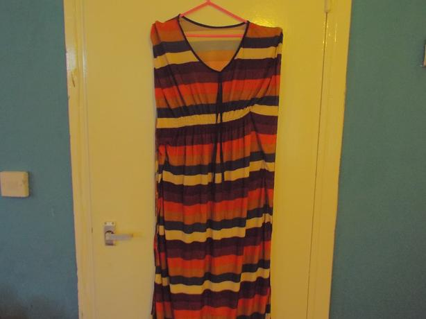 Multi Coulur Dress