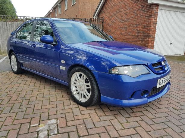 2005 Mg Zs + 1.8 Sport Manual 5dr Bargain Px Swap zr