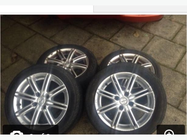 4 stud fox alloys