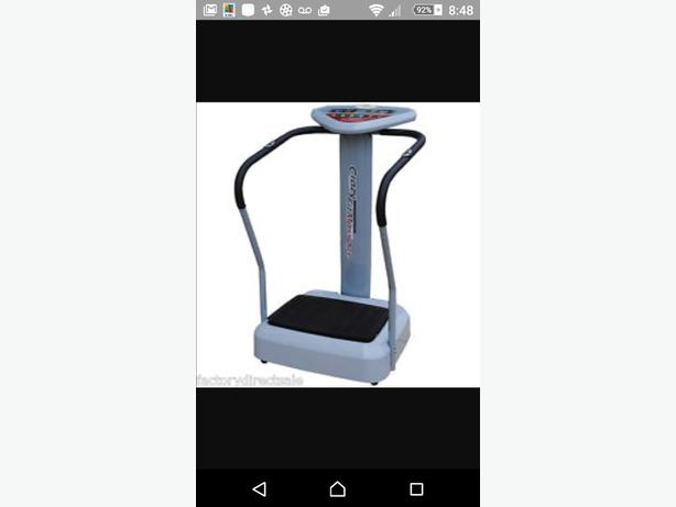 vibrating plate exercise equipment
