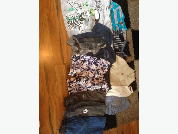 joblot boys clothes age 10-12