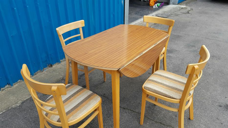 Dining Table and Chairs WALSALL Wolverhampton : 105965185934 from www.usedwolverhampton.co.uk size 934 x 525 jpeg 89kB