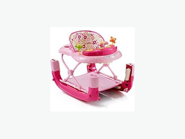 2in1 rocker and walker