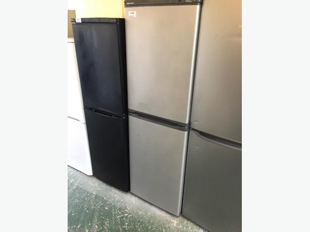 👌huge silver fridgefreezers lot to pick at is price