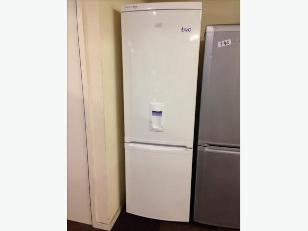 ZANUSSI FRIDGE FREEZER WITH WATER DISPENSER03