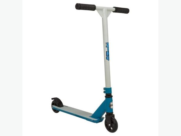 Brand new electric zinc scooter