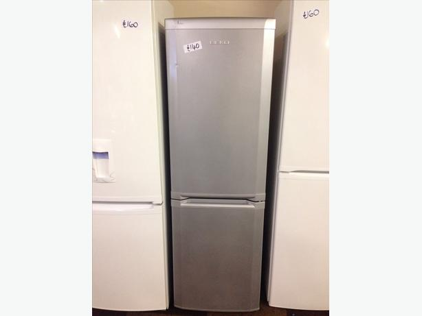 SILVER BEKO FRIDGE FREEZER04