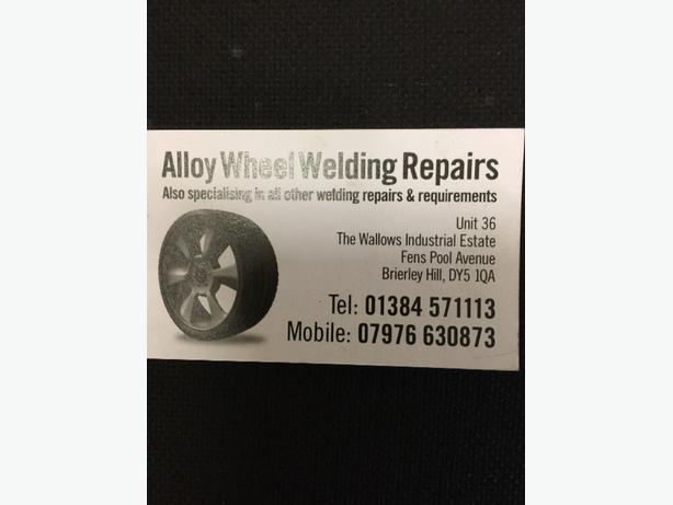 alloy welding/repairs