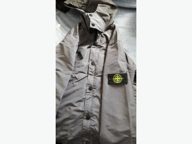 Grey Stone Island Jacket