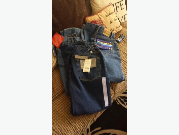 FREE: .....ladies jeans