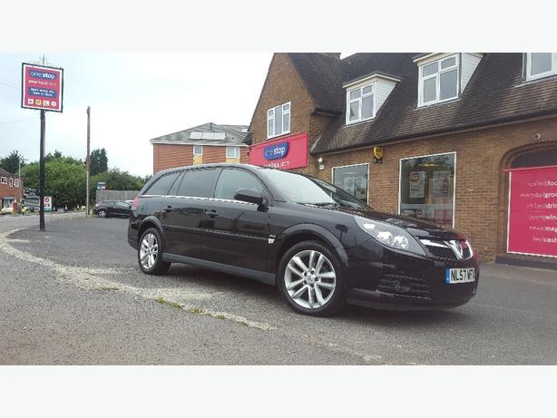 Vauxhall Vectra Estate 1.8 SRi+