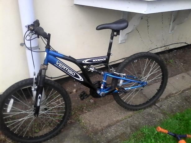 24inch mountain bike