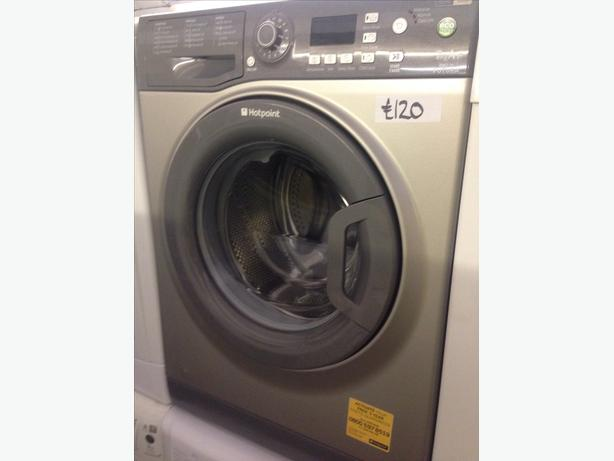 7KG HOTPOINT WASHING MACHINE038
