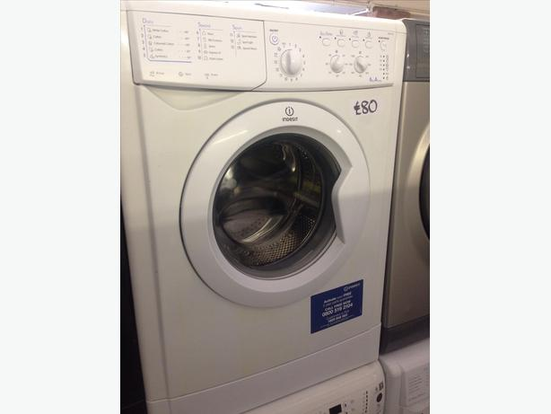 INDESIT 6KG WASHING MACHINE06