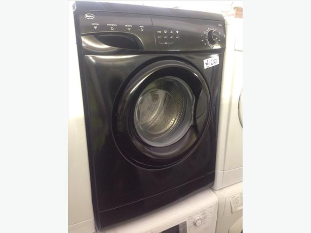 BLACK 6KG SWAN WASHING MACHINE0