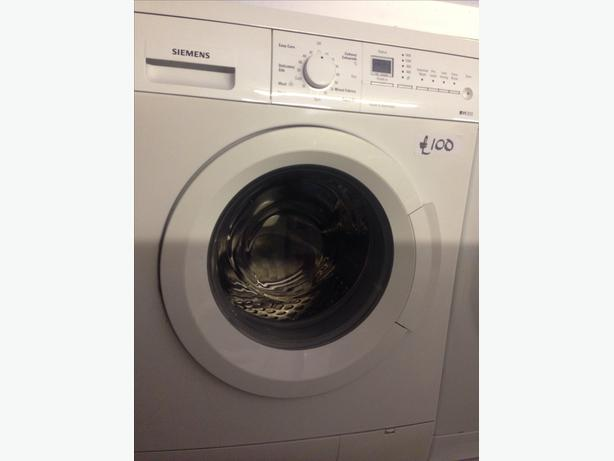 SIEMENS 6KG 1400 SPIN WASHING MACHINE0