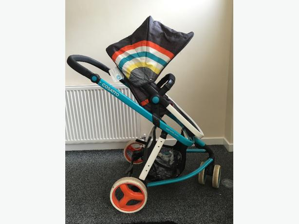 Cosatto wave 3in1 pushchair