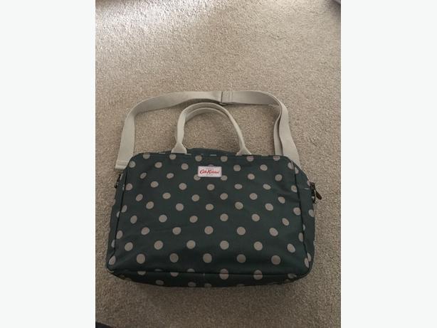 cath kidston bag and changing matt brand new