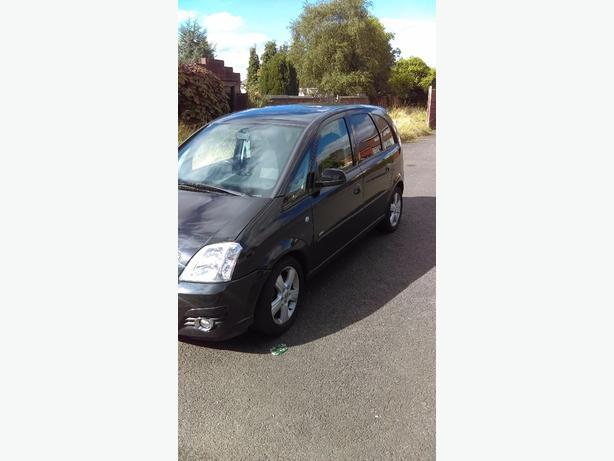 Vauxhall Meriva, 59 plate, bargain!!