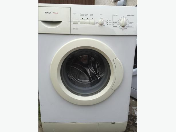 cheap bosch 1200 spin 6 kg washing machine fully. Black Bedroom Furniture Sets. Home Design Ideas